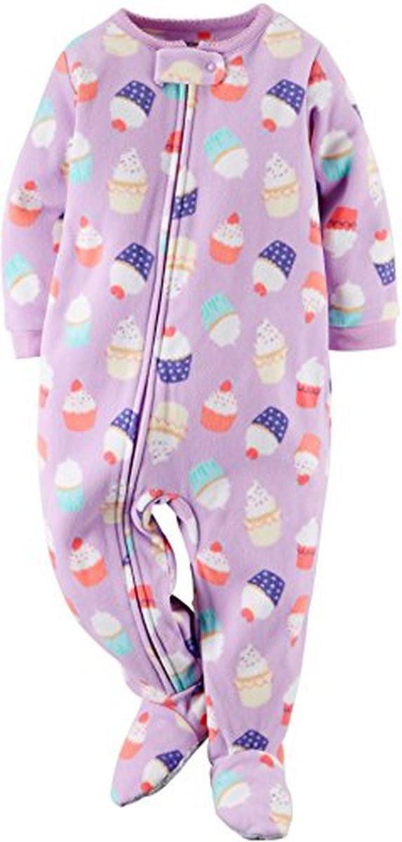 2T Footed Pajamas Breeze Clothing