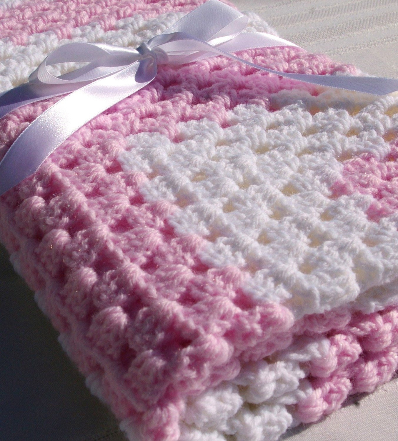 Baby Girl Crochet Blanket Patterns New Baby Girl Blanket Pink Crochet Afghan Of Unique 41 Photos Baby Girl Crochet Blanket Patterns