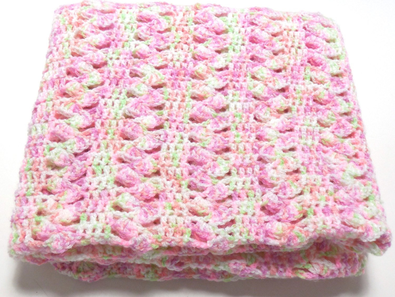 Baby Girl Crochet Patterns Awesome Crochet Baby Blanket Crochet Baby Girl Blanket Variegated Of Perfect 45 Models Baby Girl Crochet Patterns