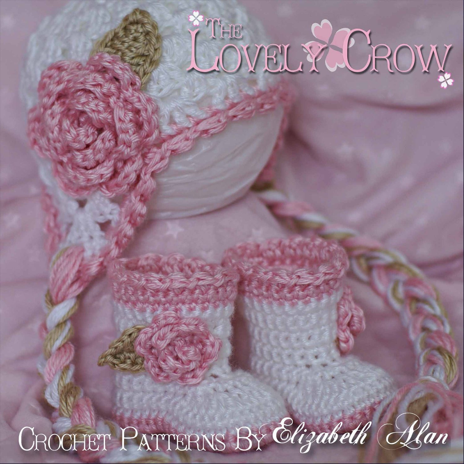 Baby Girl Crochet Patterns Best Of Layette Crochet Patterns Sugar and Spice Set Includes Of Perfect 45 Models Baby Girl Crochet Patterns