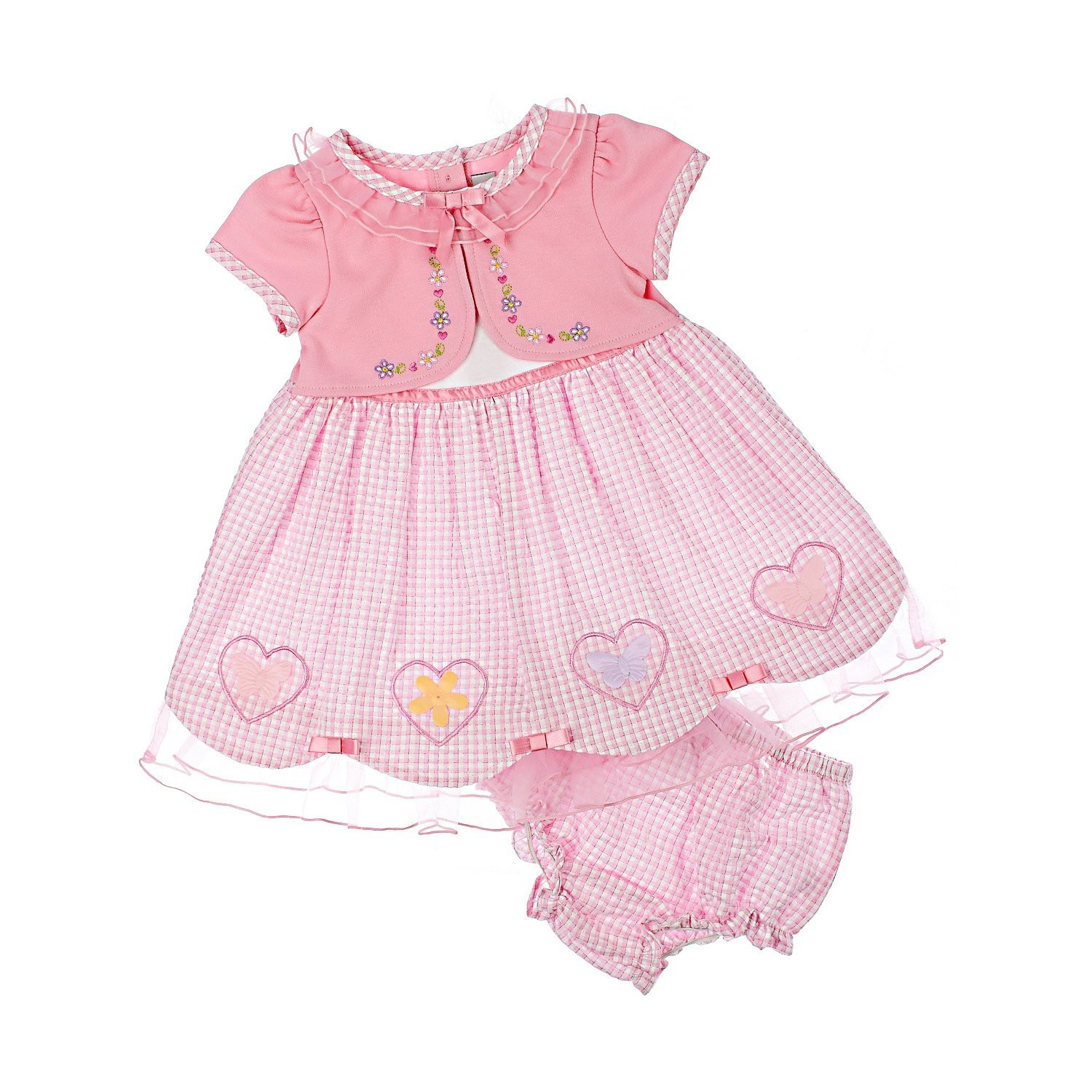Baby Girl Dresses Best Of Beautiful Baby Girl Dress by Youngland On Lovekidszone Of Great 42 Pics Baby Girl Dresses