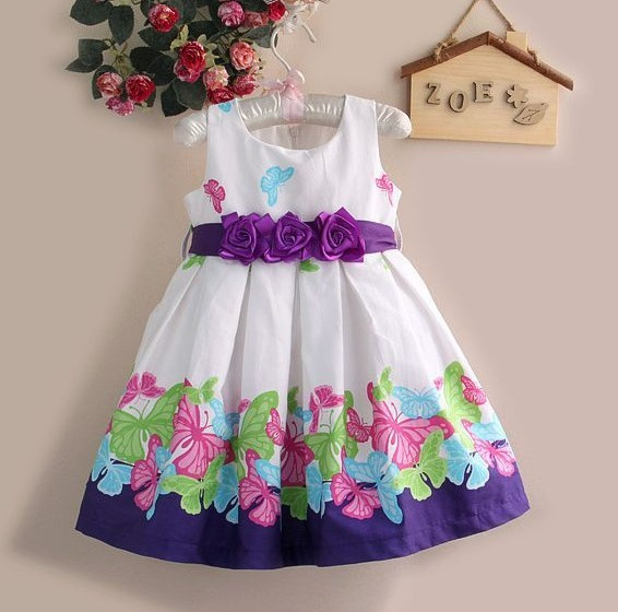 Girl Baby Party Wear Dresses