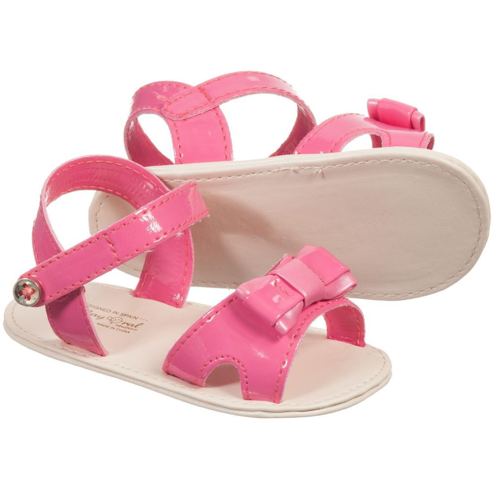 Baby Girl Sandals Beautiful Mayoral Newborn Baby Girls Pink Pre Walker Sandals Of Lovely 44 Pictures Baby Girl Sandals