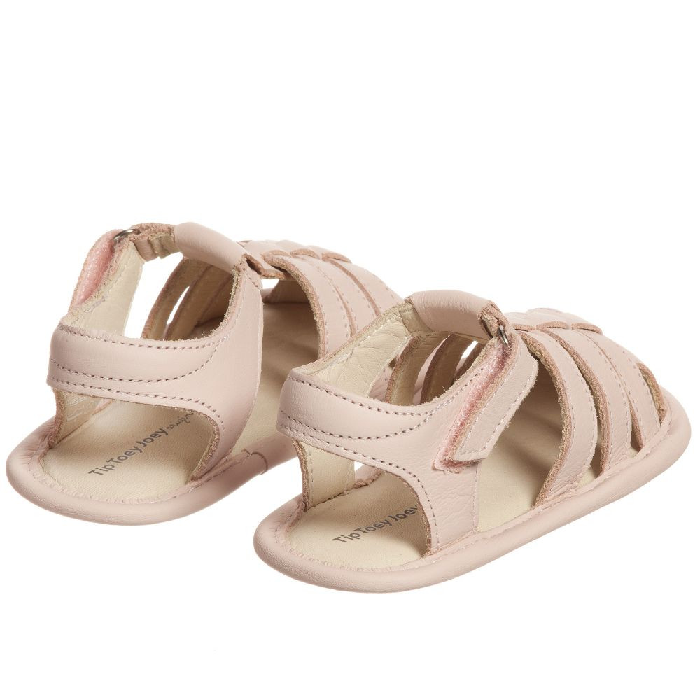 Baby Girl Sandals Beautiful Tip toey Joey Baby Girls Pink Sandals Of Lovely 44 Pictures Baby Girl Sandals