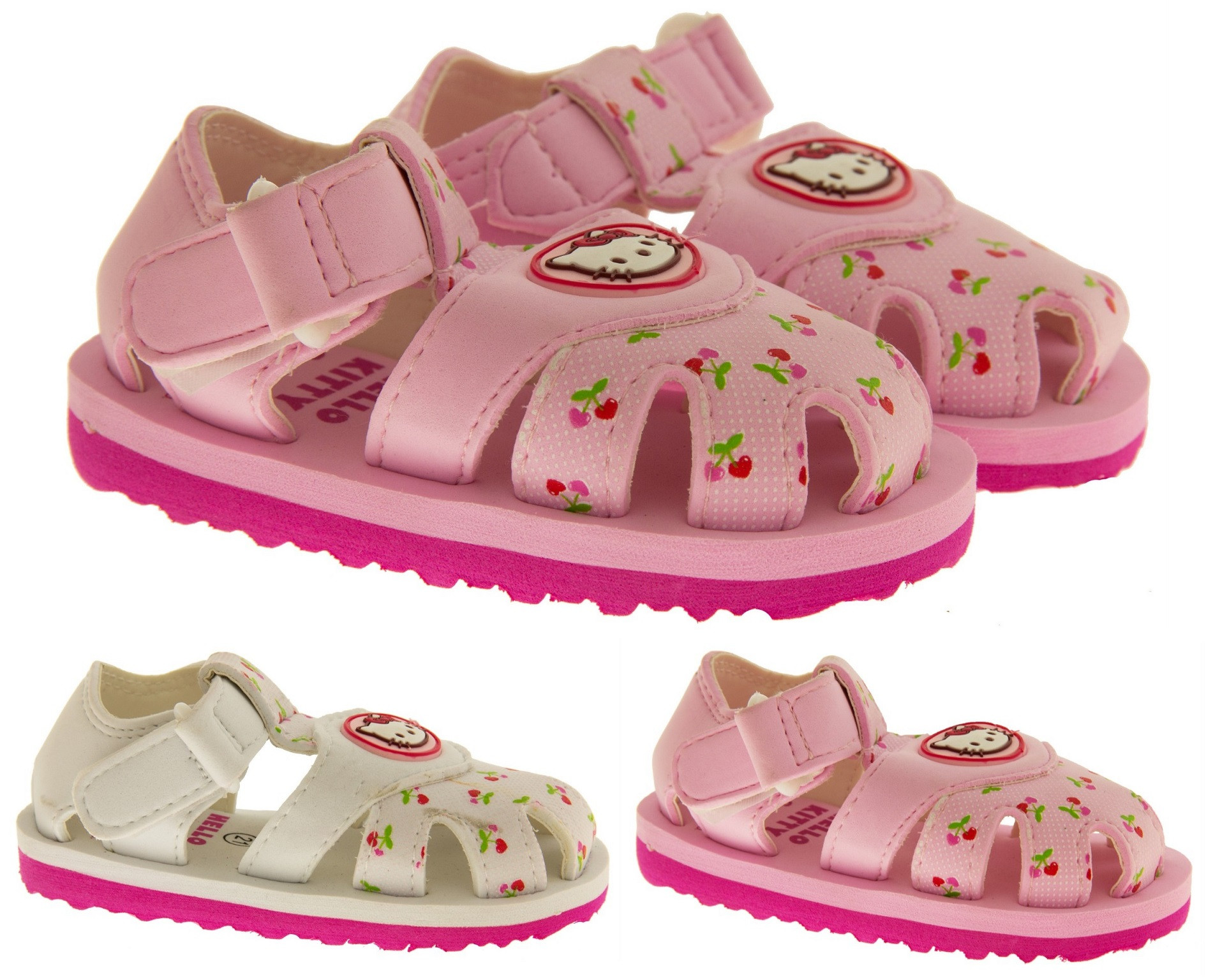 Baby Girl Sandals Fresh Baby Girls Hello Kitty Sandals Kids Pink White Beach Of Lovely 44 Pictures Baby Girl Sandals
