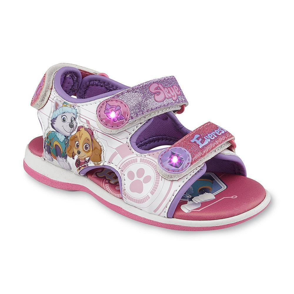Baby Girl Sandals Inspirational Nickelodeon Paw Patrol toddler Girls Sandals Pink Multe Of Lovely 44 Pictures Baby Girl Sandals