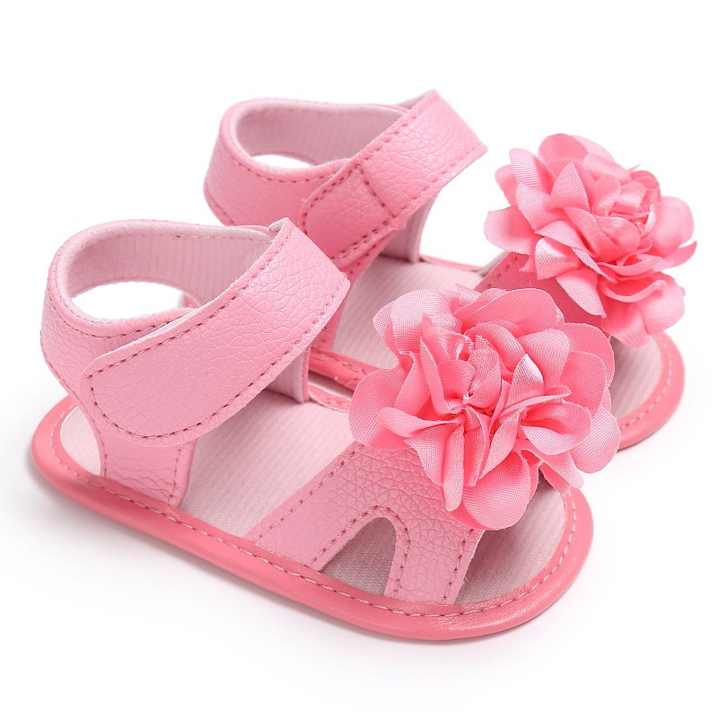 Baby Girl Sandals Luxury Infant toddler Baby Girl Flower Sandals Shoes soft sole Of Lovely 44 Pictures Baby Girl Sandals