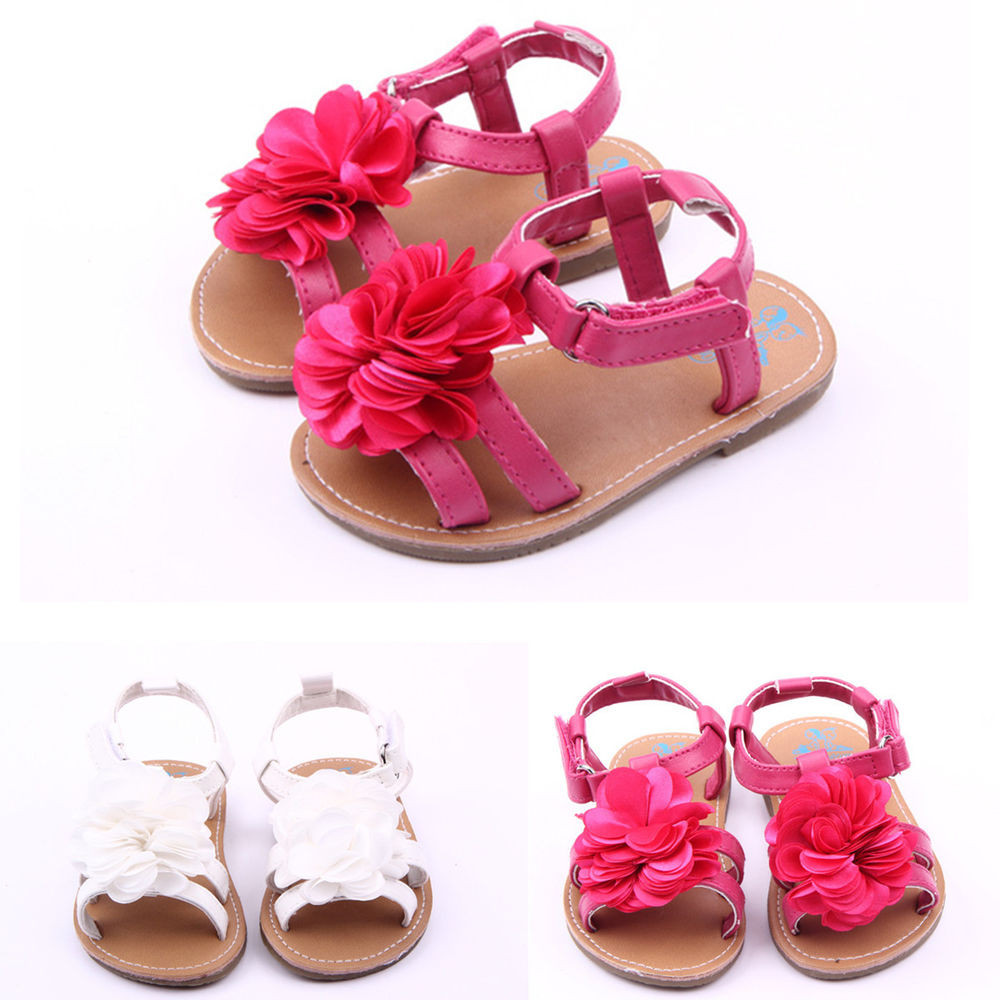 Baby Girl Sandals New Baby Infant toddler Girls Princess Summer Sandals soft Of Lovely 44 Pictures Baby Girl Sandals