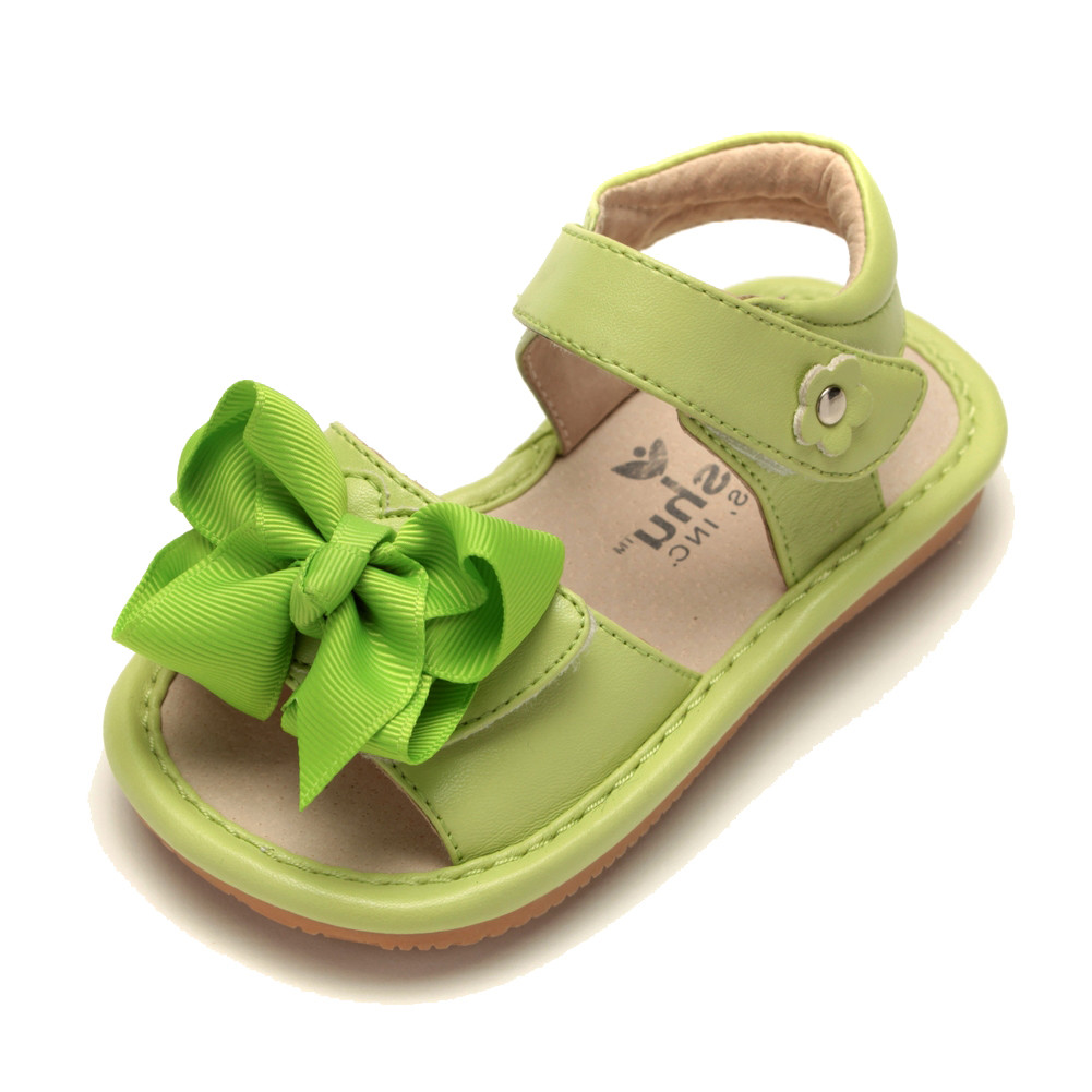 Baby Girl Sandals Unique Ready Set Bow Sandal Girls toddler Squeaky Shoes Mooshu Of Lovely 44 Pictures Baby Girl Sandals
