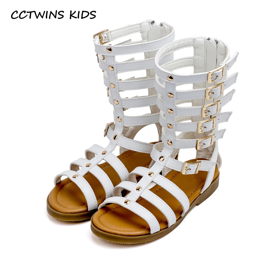 Baby Gladiator Sandals Best Of Cctwins Kids 2017 Summer Girl Knee High Sandal toddler Of Incredible 43 Photos Baby Gladiator Sandals
