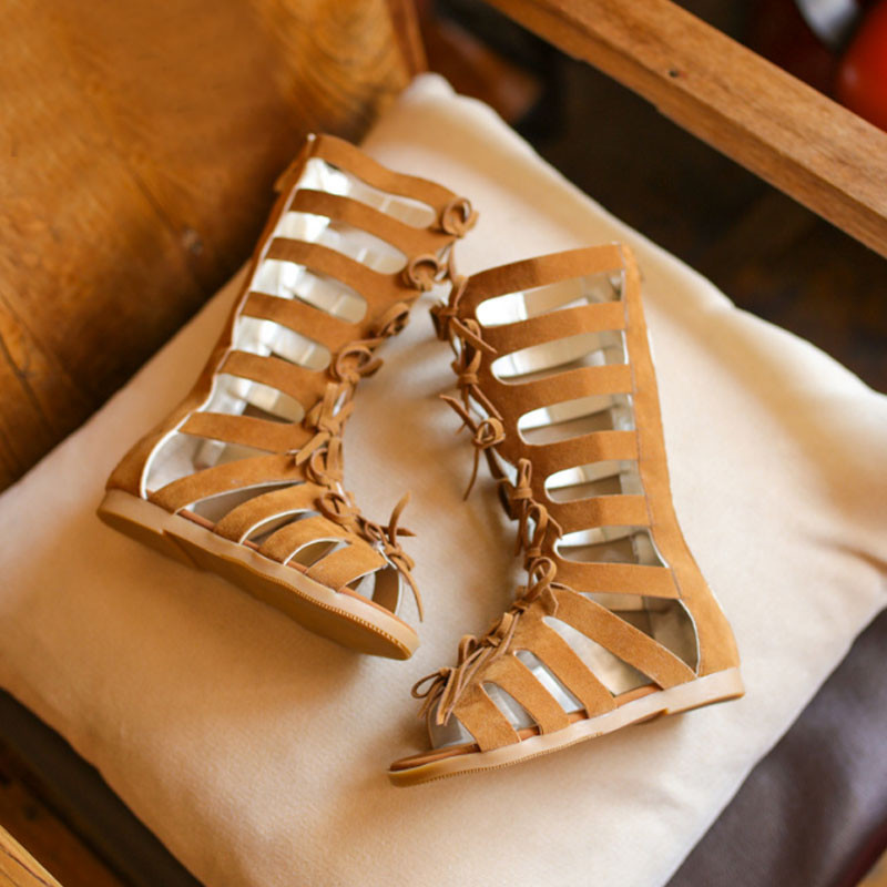 Baby Gladiator Sandals Best Of Fashion toddler Girls Sandals Shoes Roman High top Summer Of Incredible 43 Photos Baby Gladiator Sandals
