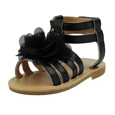 Baby Gladiator Sandals New Stepping Stones Baby Girls Black Gladiator Sandals with Of Incredible 43 Photos Baby Gladiator Sandals