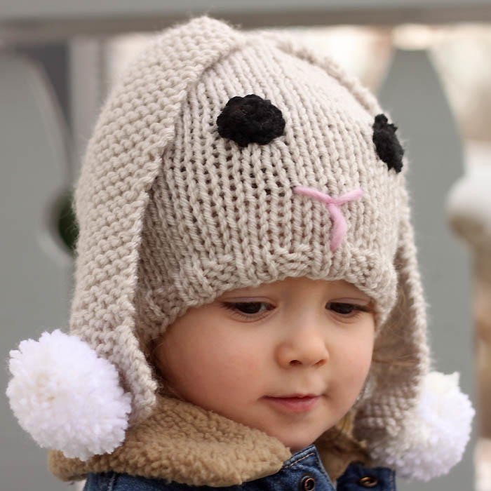 Baby Hat Knitting Pattern New Lil Baby Bunny Hat Of New 44 Pictures Baby Hat Knitting Pattern