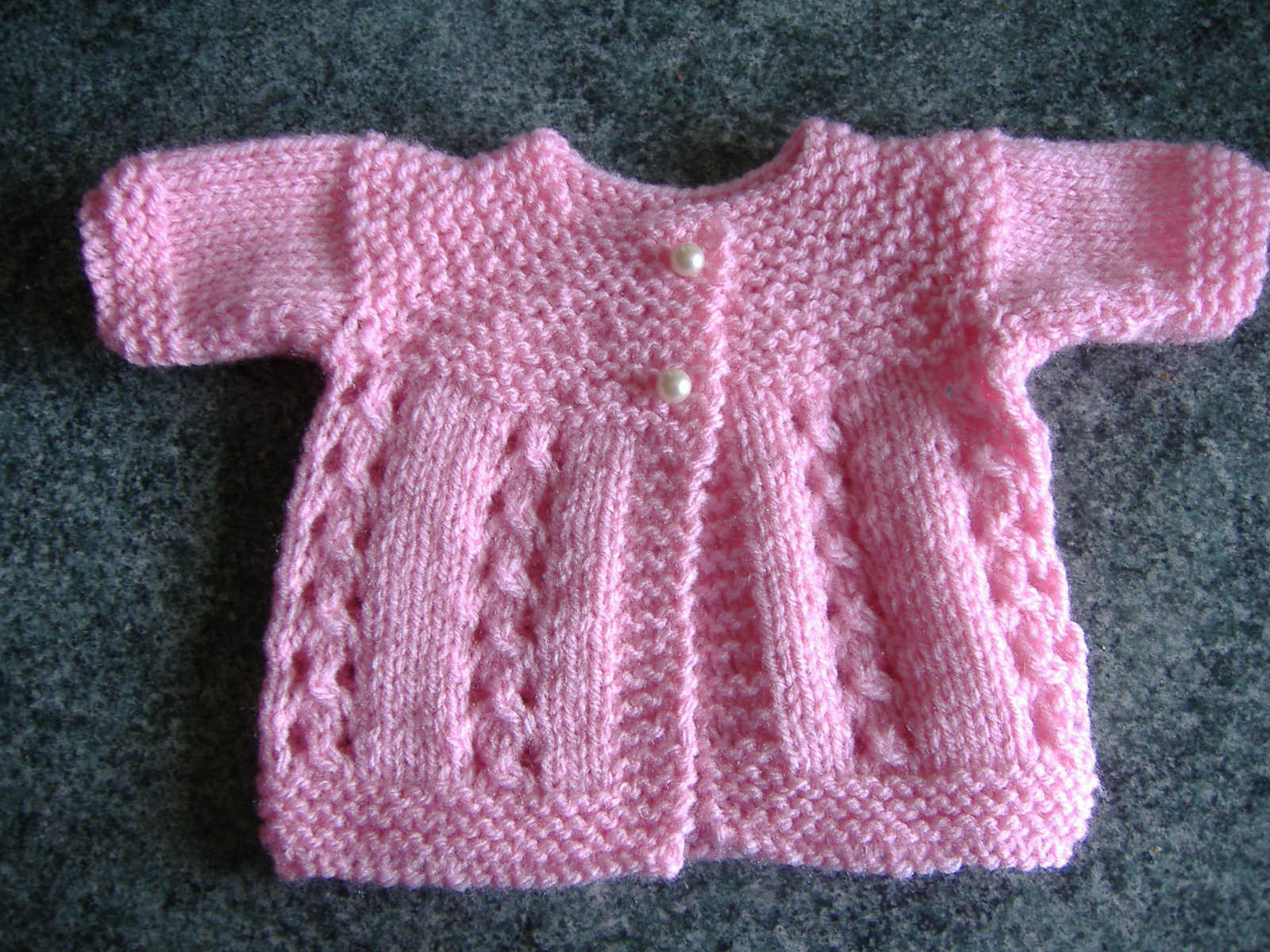 Baby Knitting Patterns Best Of Marianna S Lazy Daisy Days Premature Baby Jackets Of Attractive 50 Models Baby Knitting Patterns