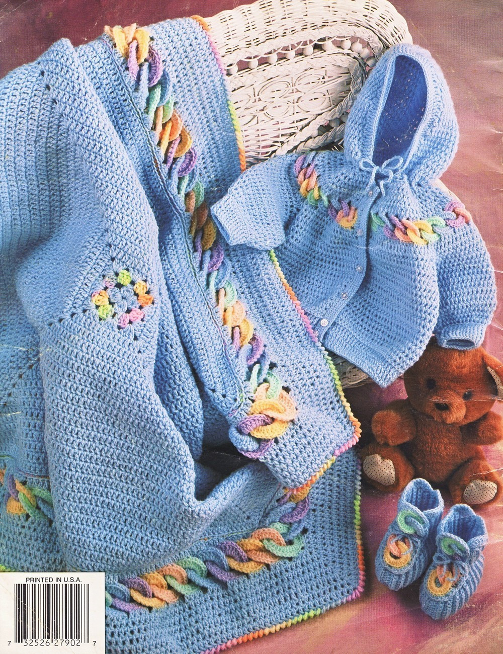 Baby Layette Crochet Patterns Fresh Baby Rings Layette Crochet Patterns Annies attic Boy Girl Of Wonderful 45 Pictures Baby Layette Crochet Patterns