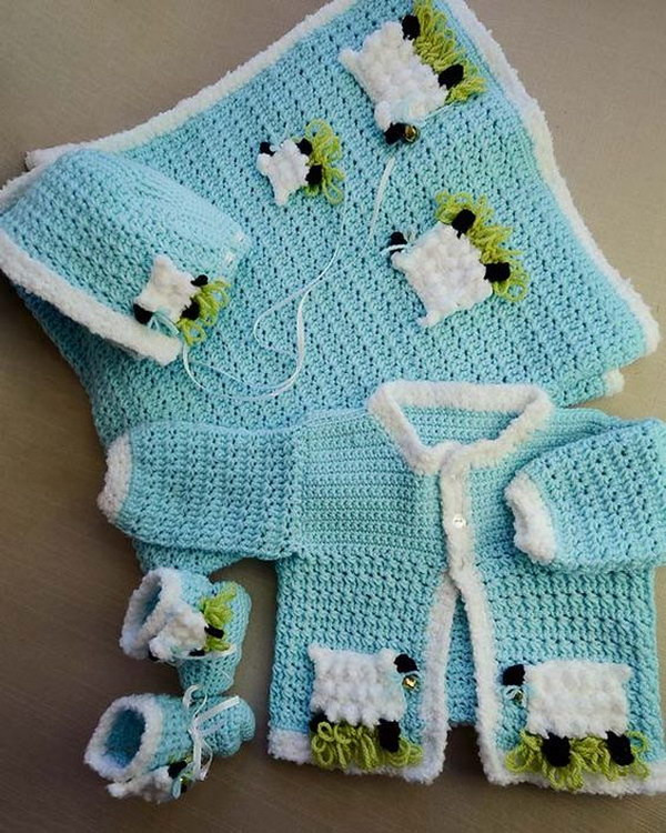 Baby Layette Crochet Patterns Fresh Cool Crochet Patterns & Ideas for Babies Hative Of Wonderful 45 Pictures Baby Layette Crochet Patterns