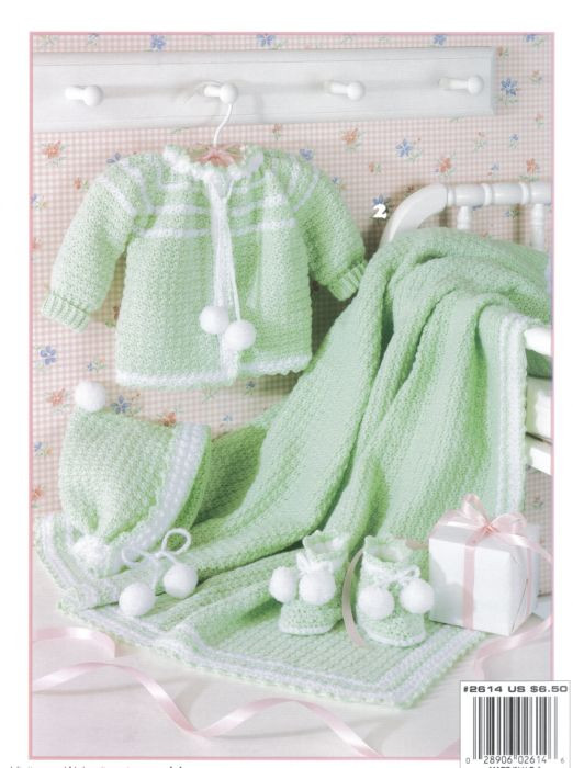 Baby Layette Crochet Patterns Unique Lullaby Layettes Baby Crochet Pattern Book 2614 Of Wonderful 45 Pictures Baby Layette Crochet Patterns