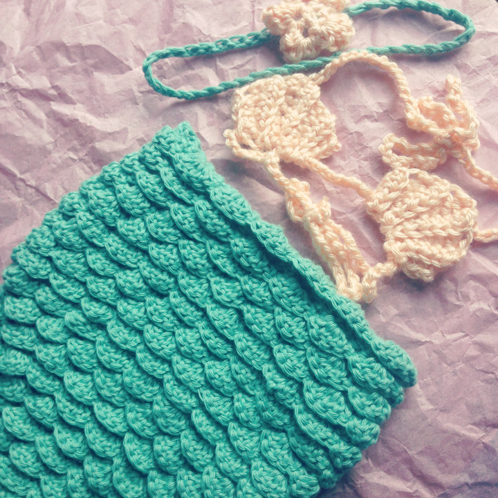 Mountain Gypsy BABY MERMAID OUTFIT Mountain Gypsy