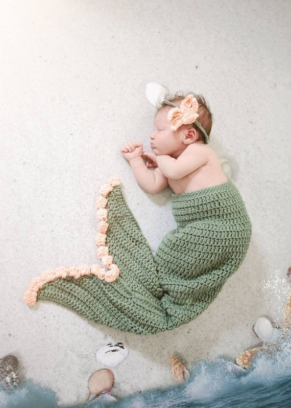 Baby Mermaid Tail Beautiful Baby Mermaid Crochet Pattern Mermaid Tail Crochet Pattern Baby Of Fresh 41 Pictures Baby Mermaid Tail
