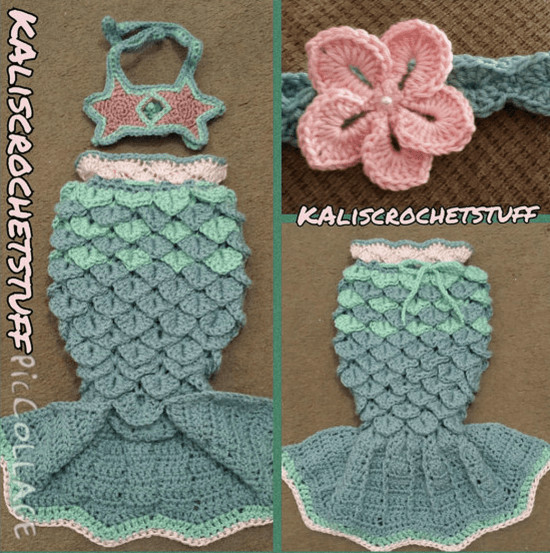 Baby Mermaid Tail Crochet Pattern Awesome Crochet Mermaid Blanket Tutorial Youtube Video Diy Of New 45 Photos Baby Mermaid Tail Crochet Pattern