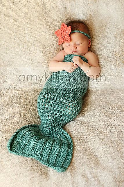 Baby Mermaid Tail Crochet Pattern Unique Crochet Mermaid Tail & Headband Graphy Prop Newborn Of New 45 Photos Baby Mermaid Tail Crochet Pattern
