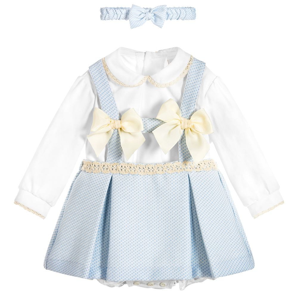 Baby Pinafore Dress Best Of Pretty originals Baby Girls Pinafore Dress Set Of Gorgeous 48 Models Baby Pinafore Dress