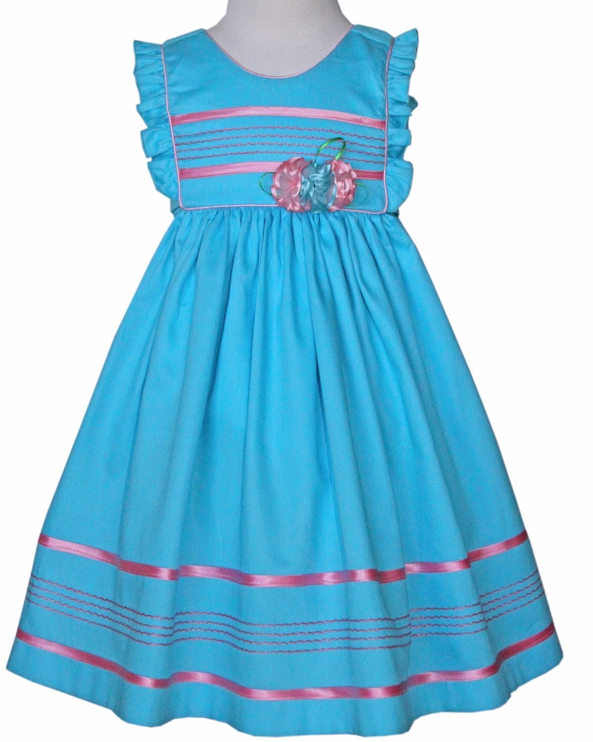 Baby Pinafore Dress Elegant Vintage Style Baby Girls Turquoise Pinafore Dress with Of Gorgeous 48 Models Baby Pinafore Dress