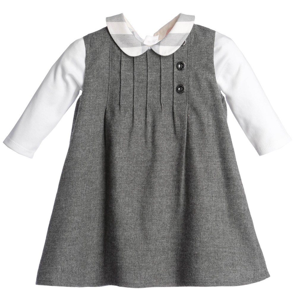 Baby Pinafore Dress Fresh Burberry Baby Set Of Gorgeous 48 Models Baby Pinafore Dress