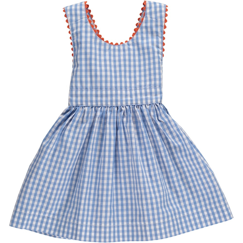 Baby Pinafore Dress Lovely Blue Gingham Pinafore Dress Of Gorgeous 48 Models Baby Pinafore Dress