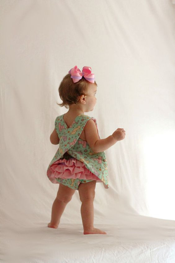 Baby Pinafore Dress Lovely Pinafore Dress Ruffle Bloomers and Bloomer On Pinterest Of Gorgeous 48 Models Baby Pinafore Dress