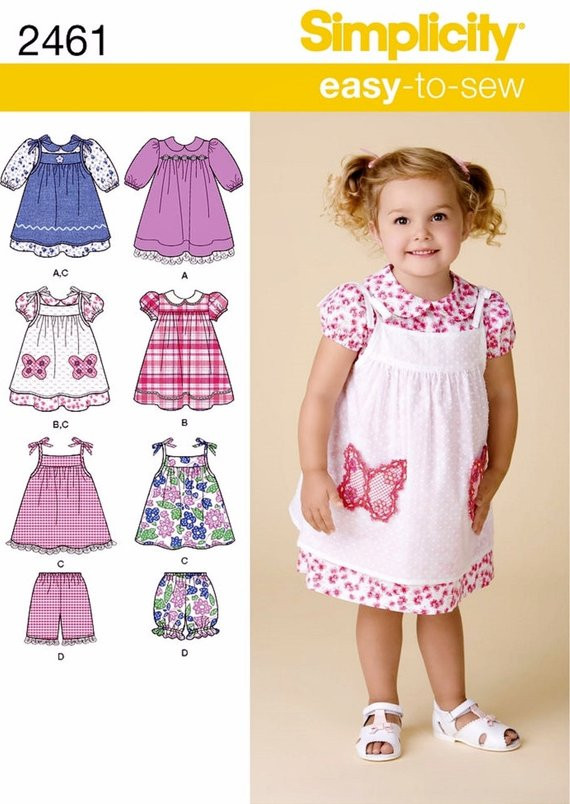 Baby Pinafore Dress Lovely toddler Dress Pattern Pinafore Dress Pattern Baby Dress Of Gorgeous 48 Models Baby Pinafore Dress