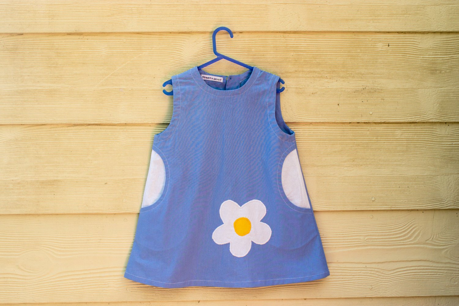 SEWING PATTERN Girls Pinafore Dress Pattern Baby Dress