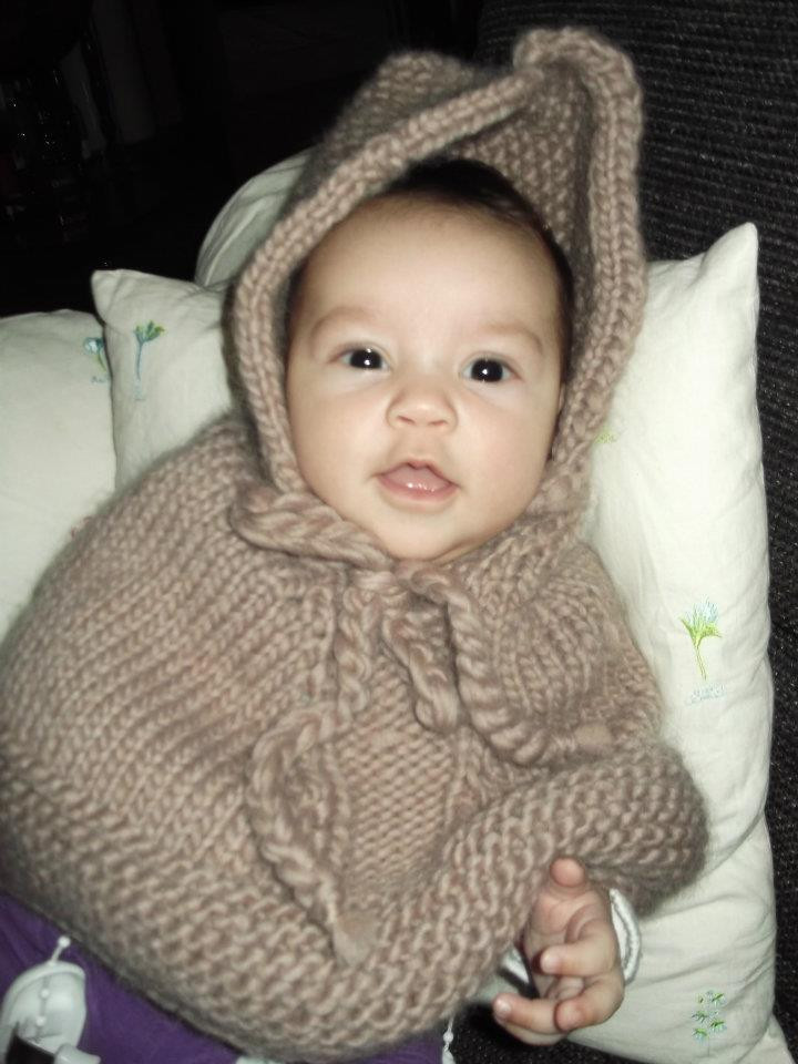 Baby Poncho Beautiful Gestrickt Selbst Gemacht Of Innovative 43 Photos Baby Poncho