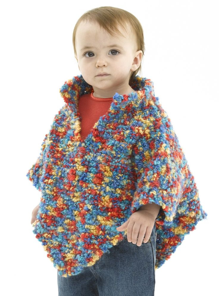 1000 ideas about Baby Poncho on Pinterest