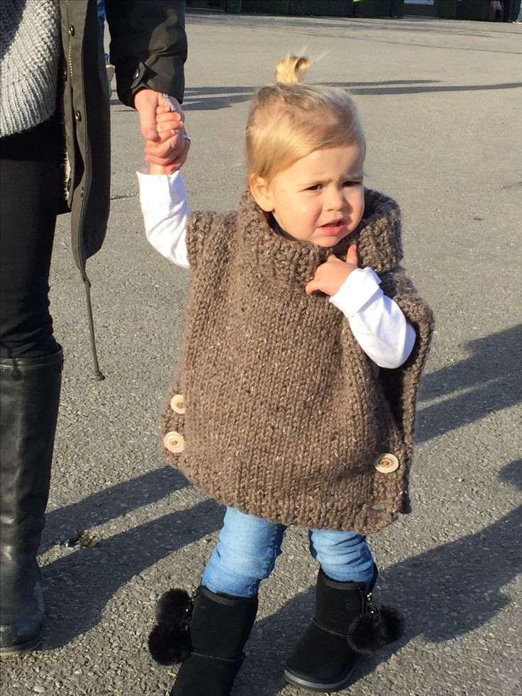 The 25 best Baby poncho ideas on Pinterest