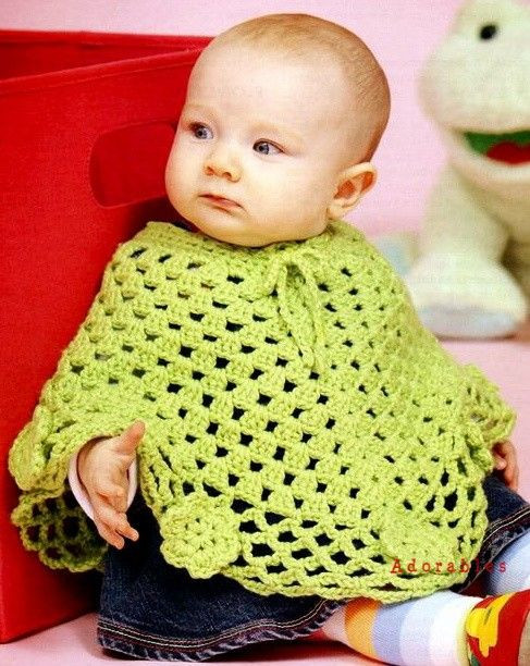 26 best knit poncho images on Pinterest