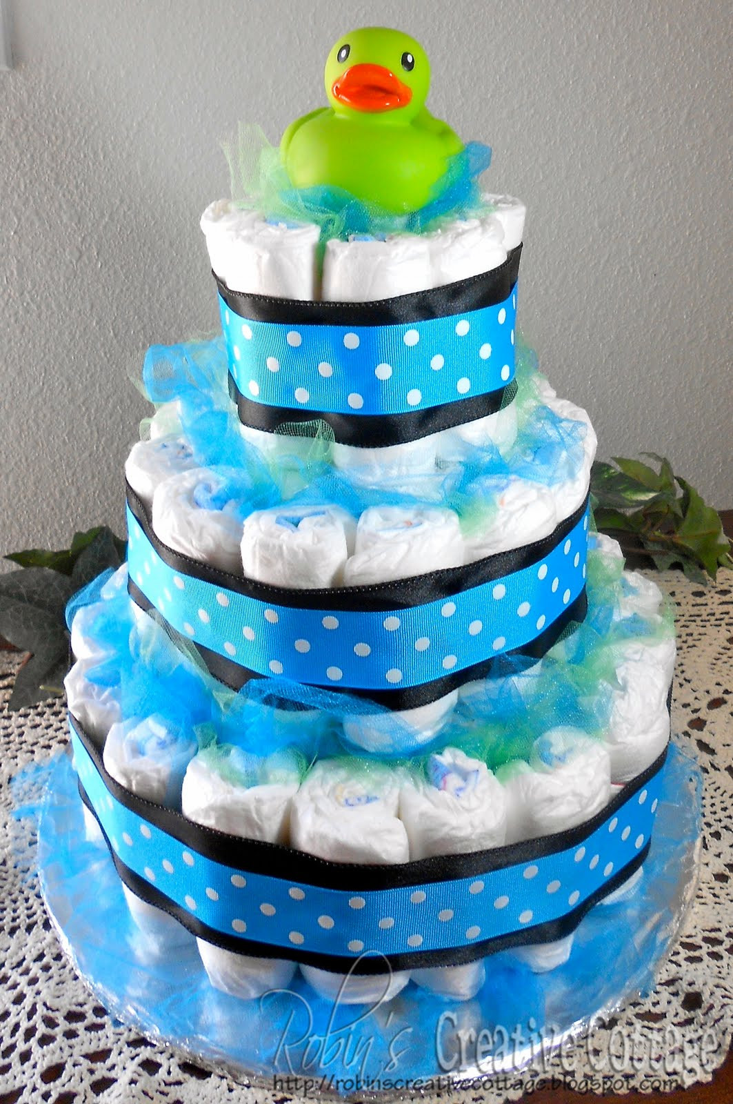 Baby Shower Diaper Cakes Beautiful Robin S Creative Cottage Baby Shower Diaper Cake Of Gorgeous 41 Ideas Baby Shower Diaper Cakes