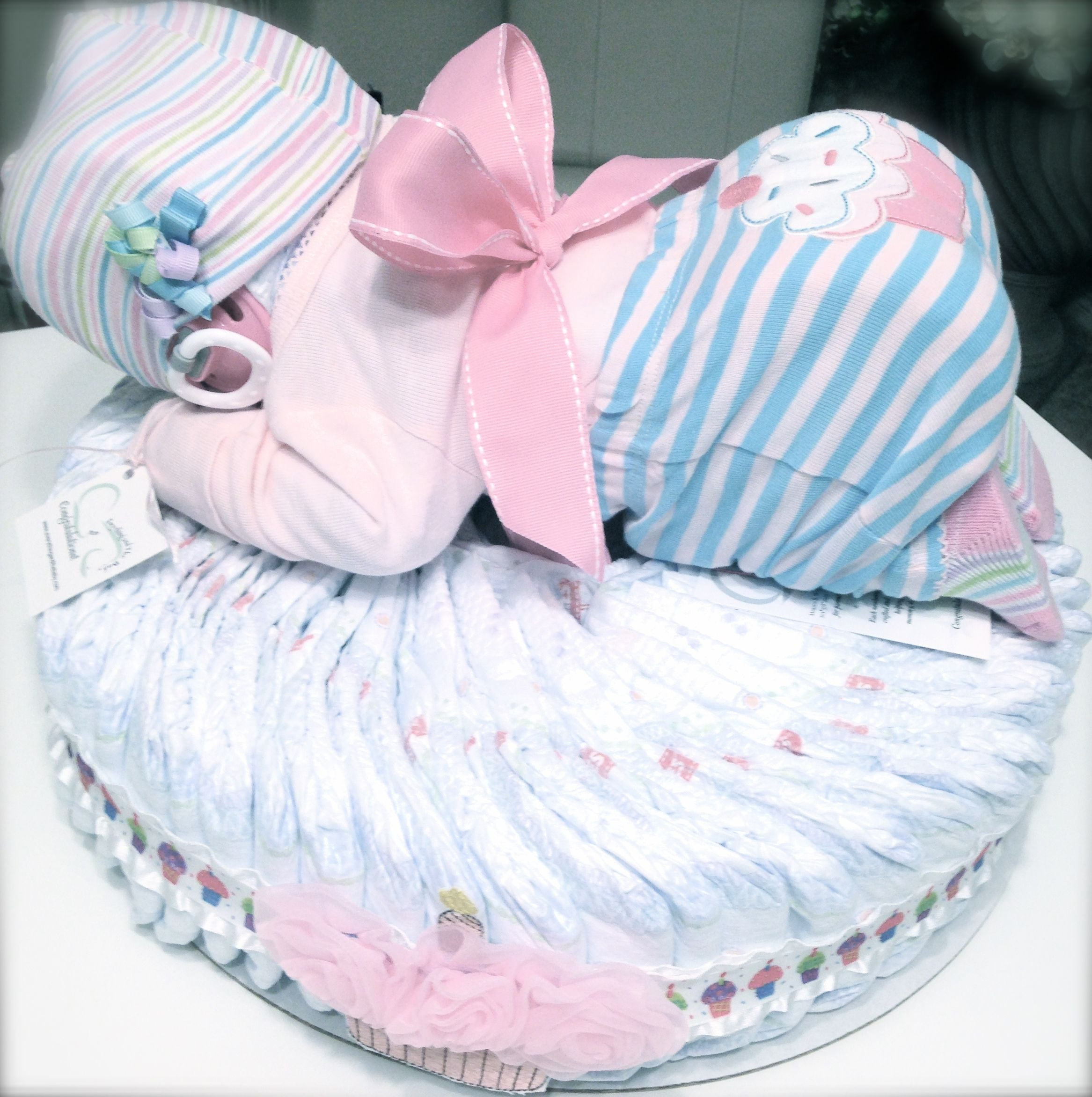 Baby Shower Diaper Cakes Inspirational Custom Lil Cupcake Diaper Baby Cake Perfect for A Baby Of Gorgeous 41 Ideas Baby Shower Diaper Cakes