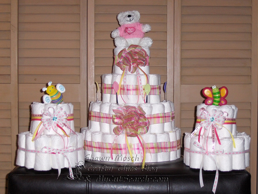 Baby Shower Diaper Cakes Luxury Crafty Chic S Baby Shower Diaper Cake Party Favors Of Gorgeous 41 Ideas Baby Shower Diaper Cakes
