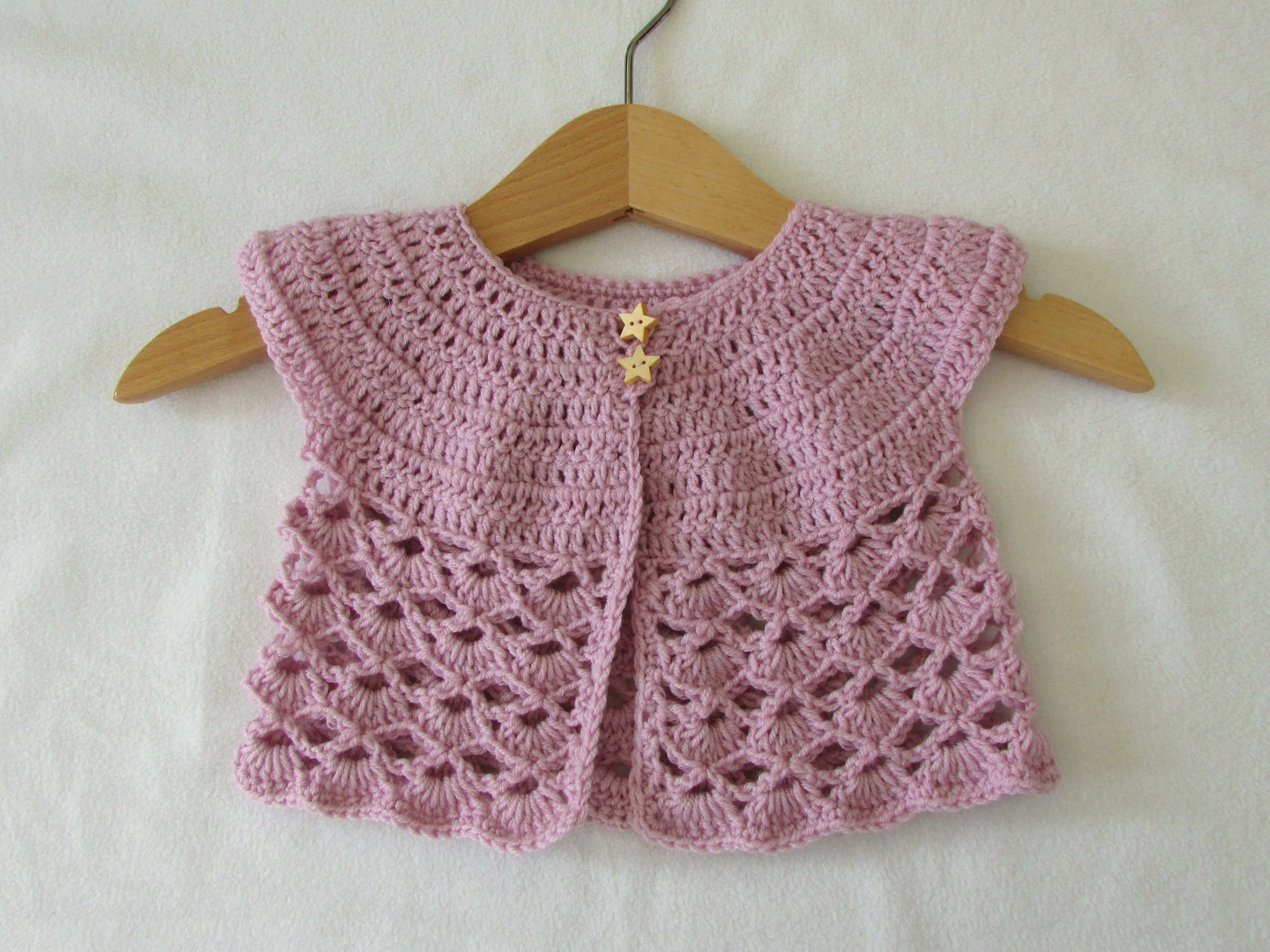 Baby Sweater Crochet Pattern Elegant How to Crochet Baby Sweater Cottageartcreations Of Amazing 40 Photos Baby Sweater Crochet Pattern