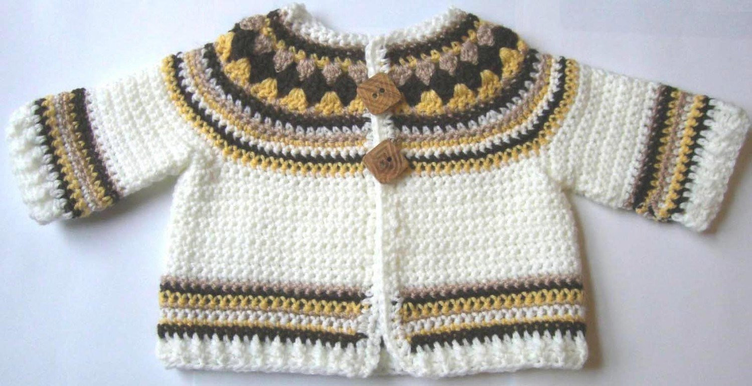 Baby Sweater Patterns Fresh Baby Cardigan Crochet Pattern – Crochet Patterns Of Beautiful 41 Images Baby Sweater Patterns