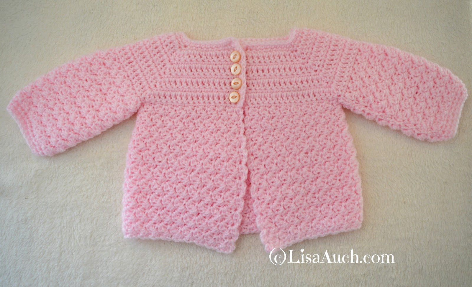 Baby Sweater Patterns Inspirational Crochet Baby Cardigan Easy Free Pattern Of Beautiful 41 Images Baby Sweater Patterns