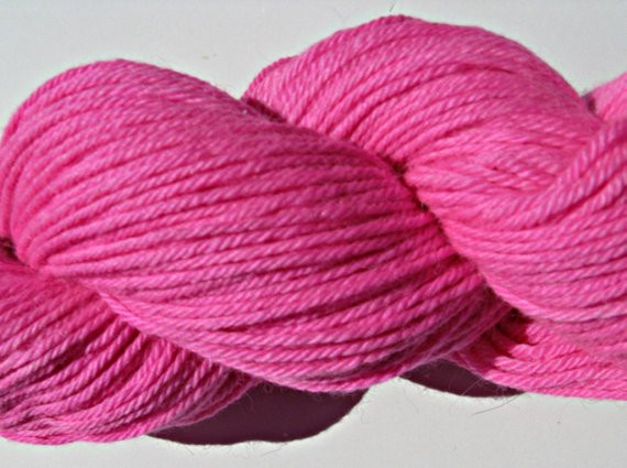 Baby Weight Yarn Lovely Pink Hand Dyed Baby Alpaca Yarn Sport Weight 3 Ply Free Of Amazing 45 Photos Baby Weight Yarn
