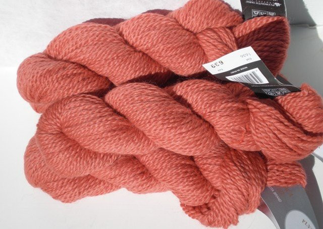 Baby Weight Yarn New Terracotta Yarn 2 Skeins Baby Alpaca Plymouth Worsted Weight Of Amazing 45 Photos Baby Weight Yarn