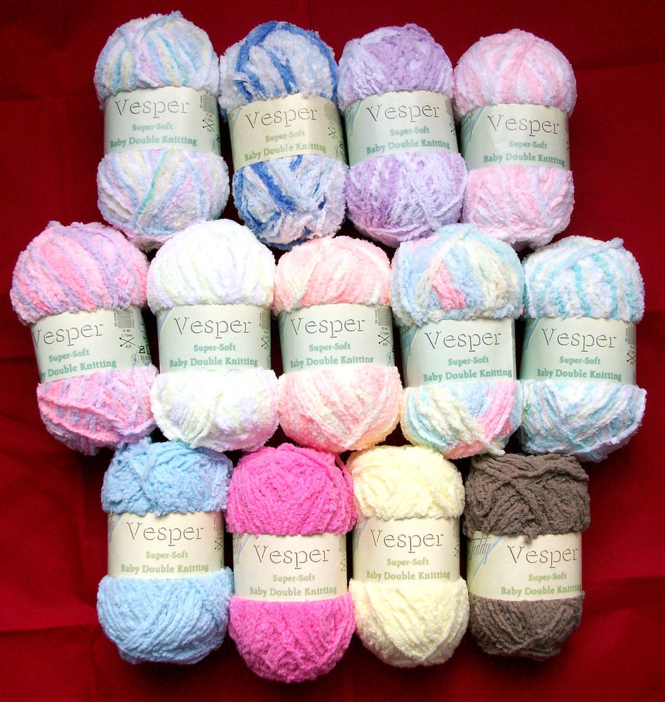 Baby Yarn Beautiful Vesper Supersoft Baby Dk Double Knitting Wool towelling Of Brilliant 45 Models Baby Yarn