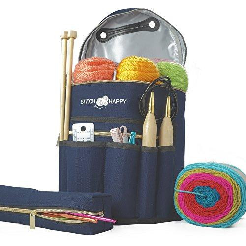 Bag for Crochet Supplies Awesome Knitting Bag Yarn tote organizer W tool Case 7 Pockets Of Fresh 48 Photos Bag for Crochet Supplies