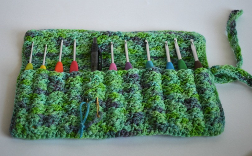 Bag for Crochet Supplies Elegant Crocheted Crochet Hook Case Of Fresh 48 Photos Bag for Crochet Supplies