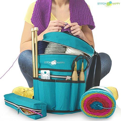 Bag for Crochet Supplies Fresh Knitting Bag Yarn tote organizer W tool Case 7 Pockets Of Fresh 48 Photos Bag for Crochet Supplies