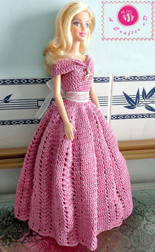 """Barbie Clothes Patterns Best Of Search Results for """"barbie Gown Crochet Pattern Of Perfect 43 Ideas Barbie Clothes Patterns"""
