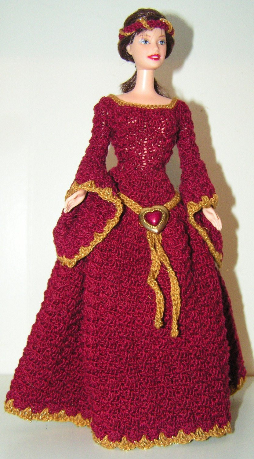 Barbie Clothes Patterns Lovely Crochet Pattern Barbie Guinevere Of Perfect 43 Ideas Barbie Clothes Patterns